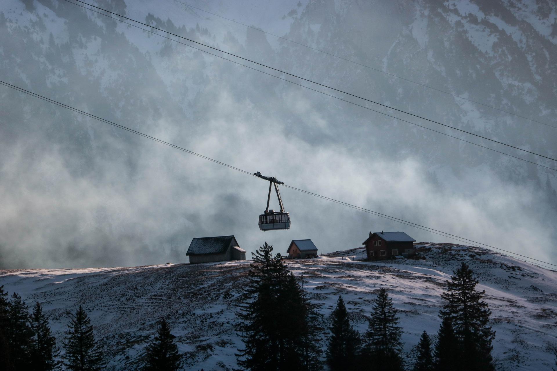 Picturesque Ski Vacation